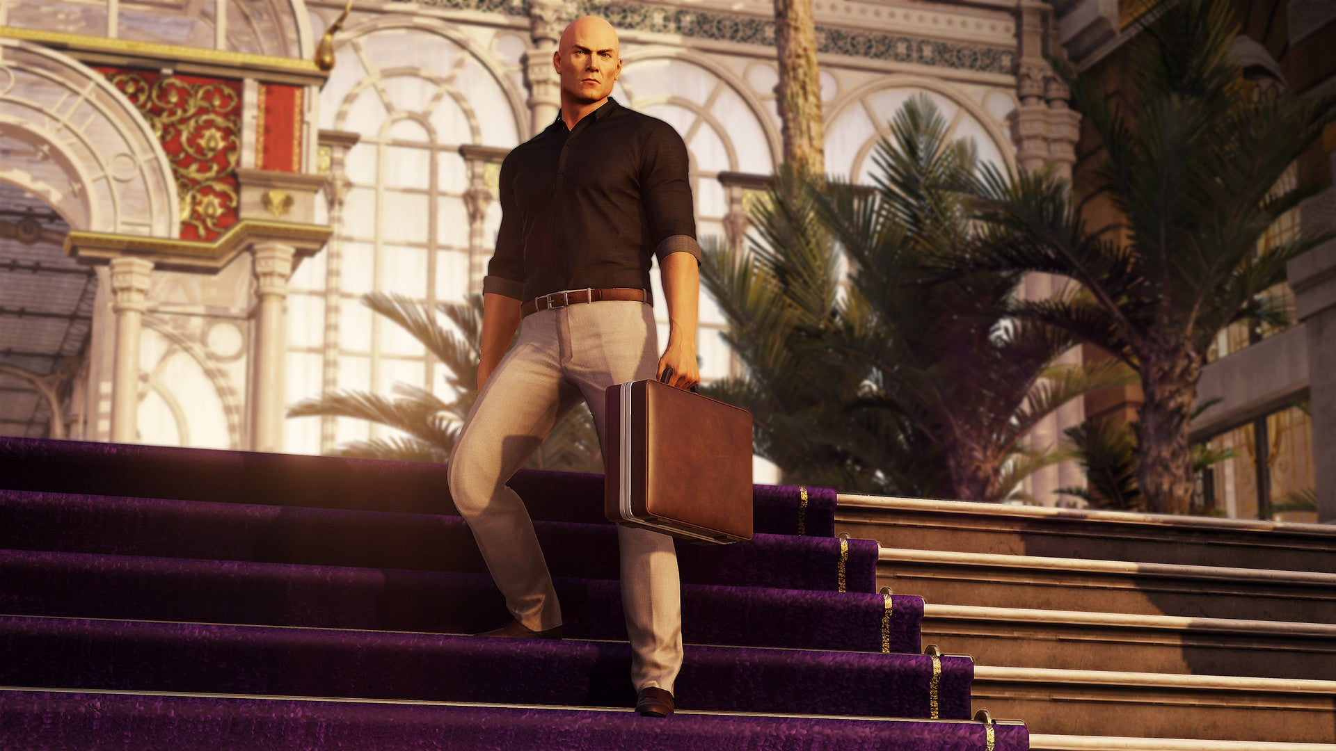 Hitman Documentary Explores The Developers' Struggles, Triumphs And Design Tricks