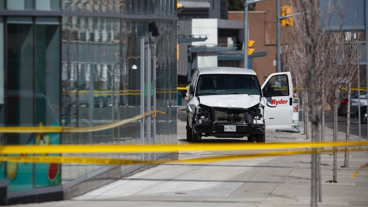 Van Attacker Who Allegedly Killed 10 In Toronto Says He Was Radicalised On Reddit And 4Chan