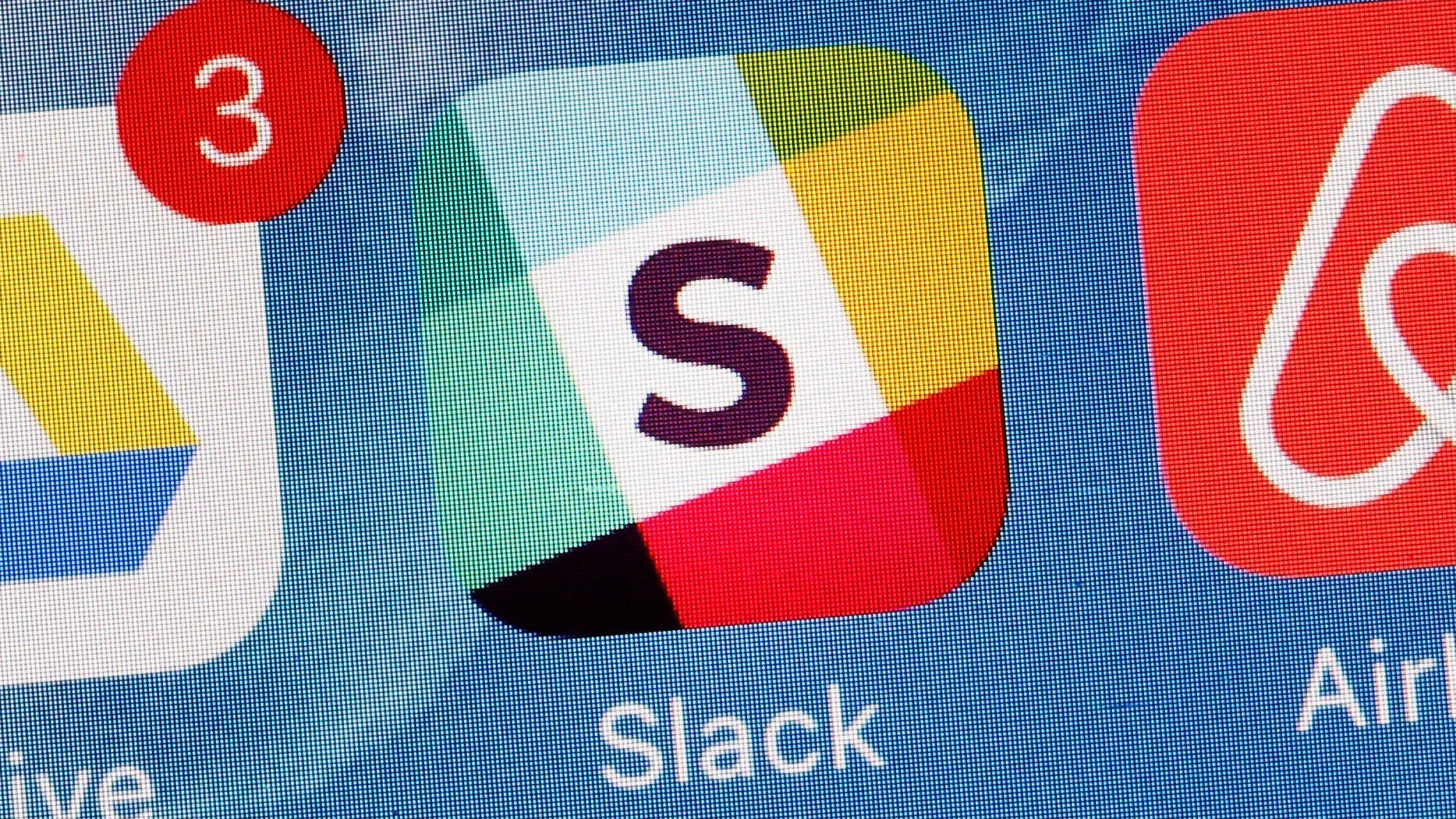 Slack Kills Scary Bug