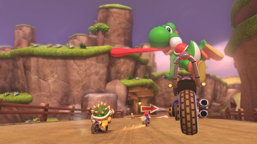 What's Your Favourite Mario Kart 8 Vehicle Combination?