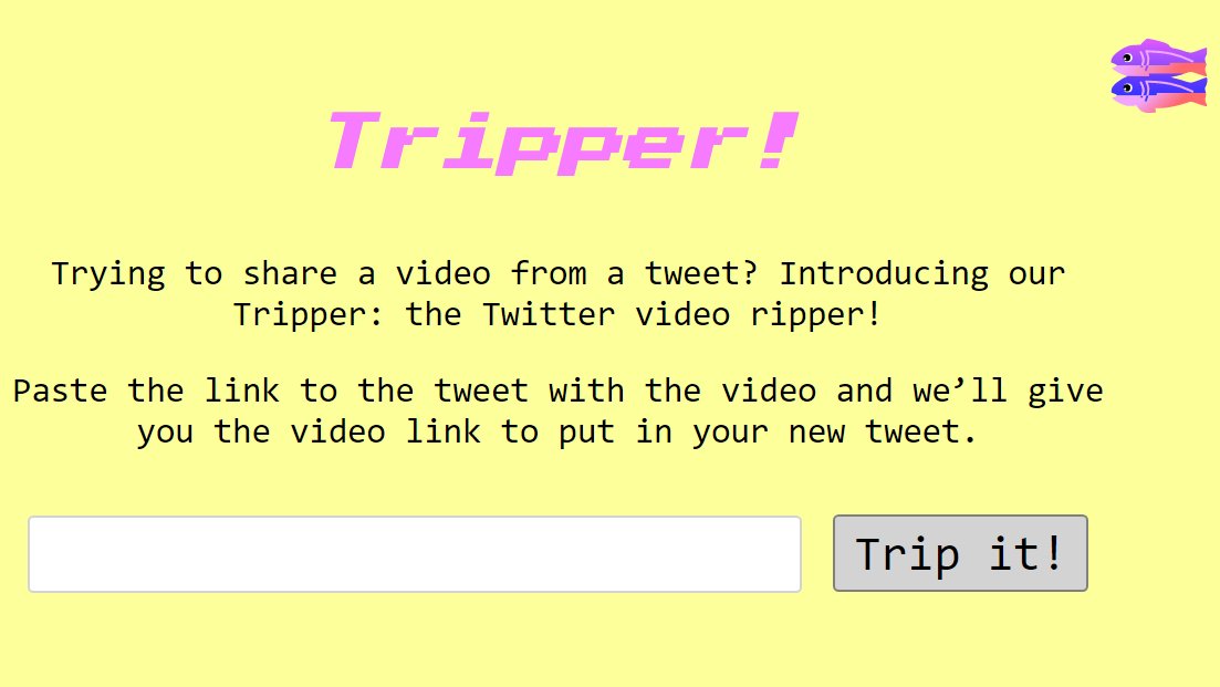 Use This Webtool To Rip Videos From Tweets And Embed Them In Your Own