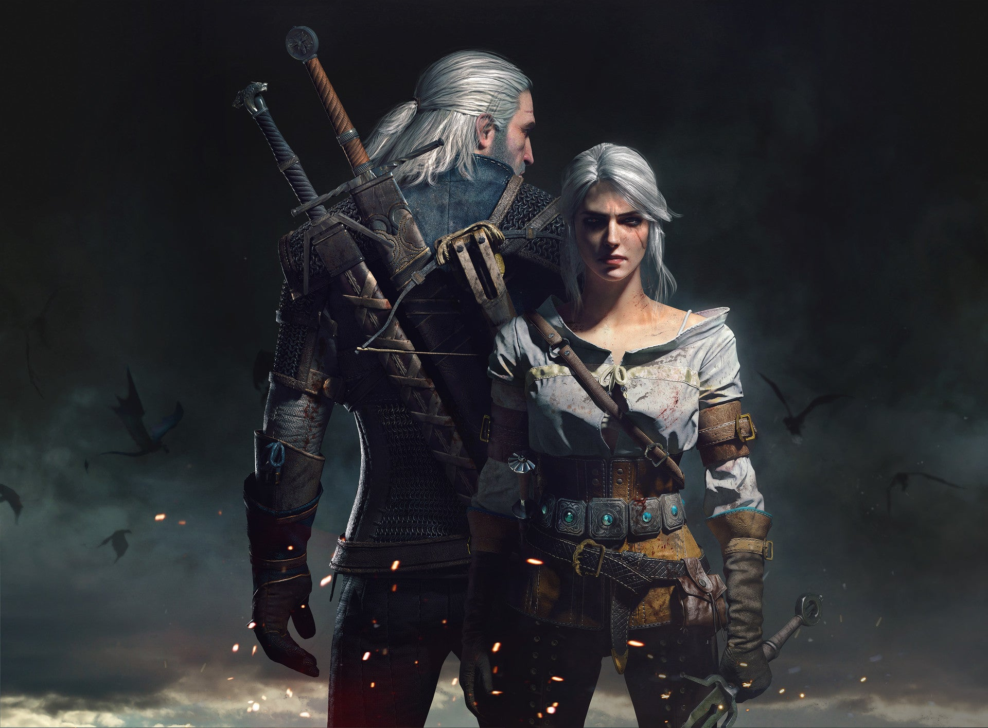There's Witcher Work Needs Doing