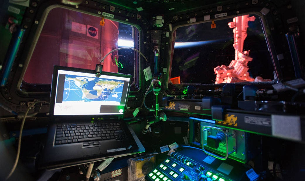 Motion Tracking Technology Will Help NASA Build Better Space Habitats