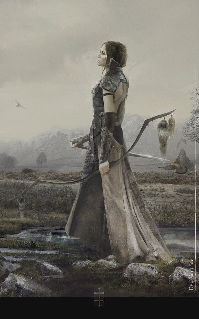 Beautiful Fantasy Art That Deserves To Hang On A Wall