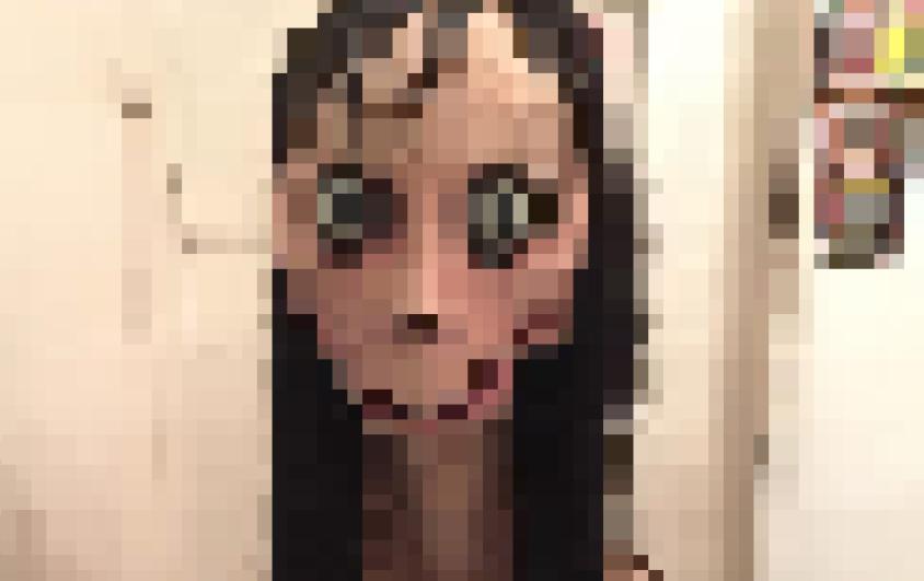 That Creepy Momo Sculpture Has Been Destroyed