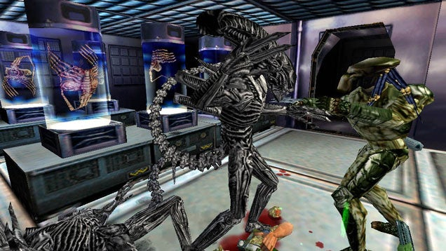 An Hour-Long Retrospective of the Aliens vs. Predator Games