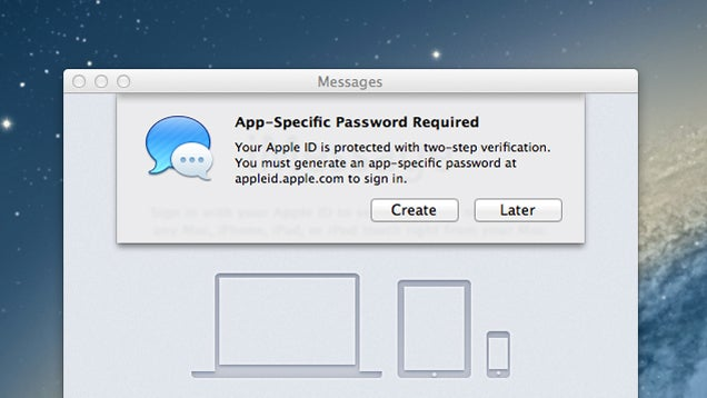 Apple Enables Two-Factor Authentication for iMessage and FaceTime