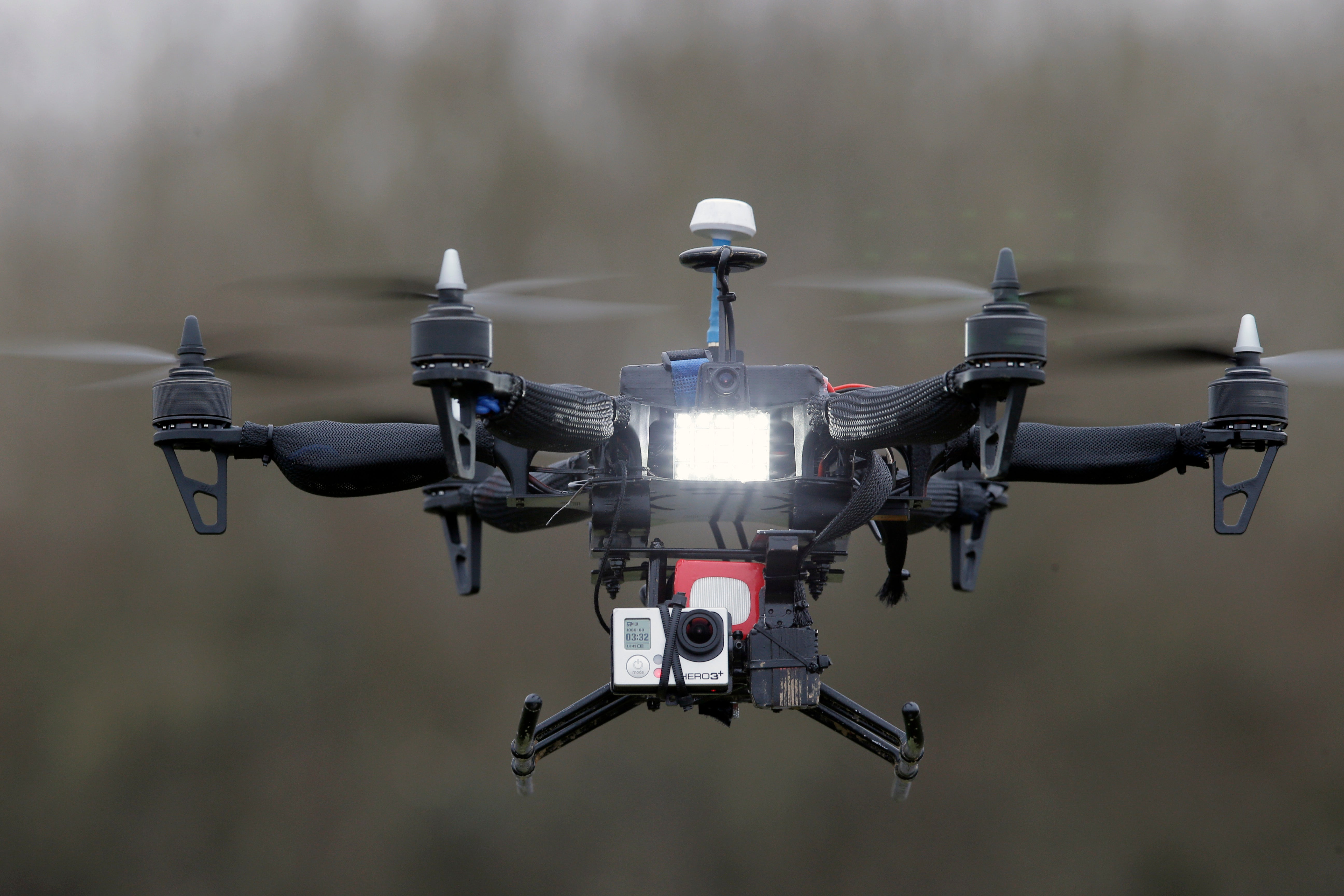 Journalists Arrested In France For Flying Drones