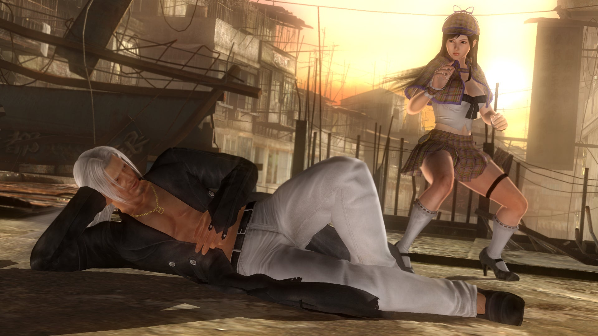 Widespread Bug Makes Dead Or Alive 5 Freeze On Xbox One