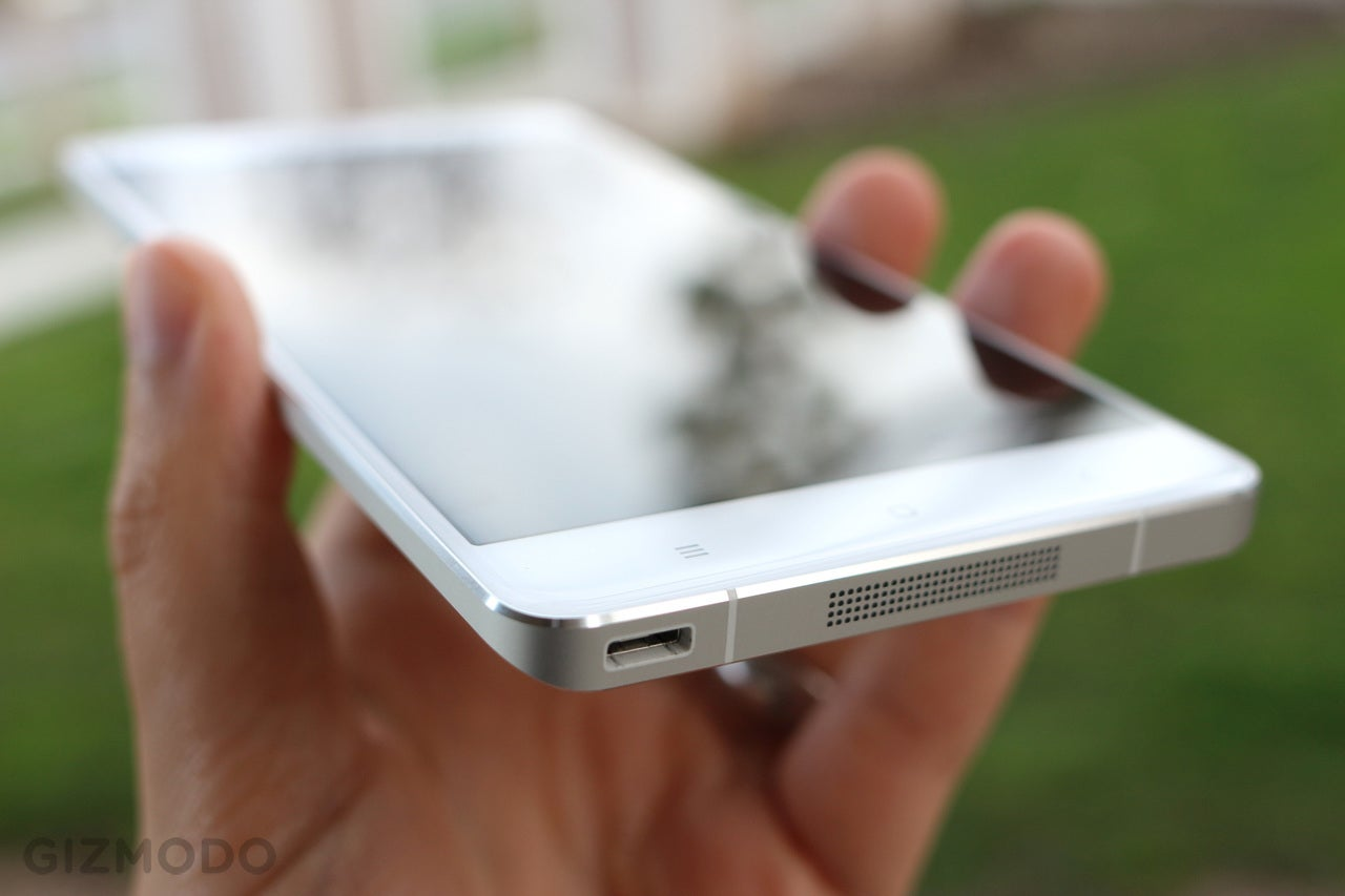 Xiaomi Mi Note: The First Chinese Smartphone You'll Actually Want