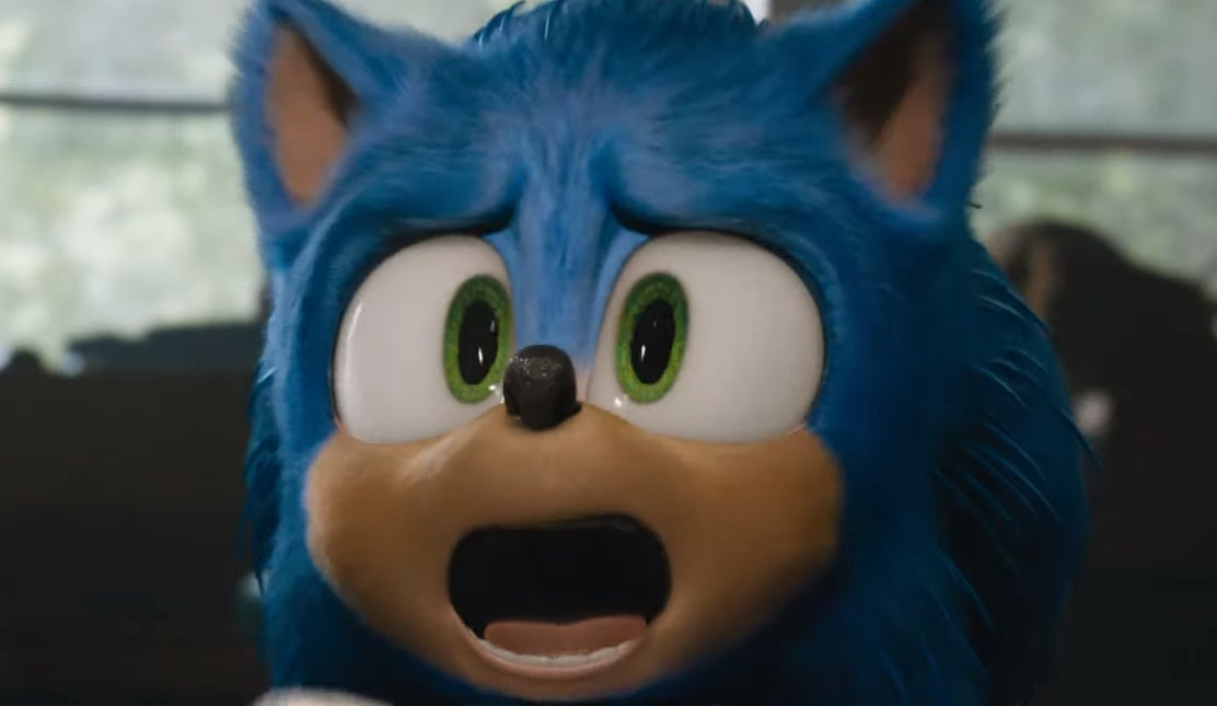 The Internet Reacts To The Sonic Movie Redesign