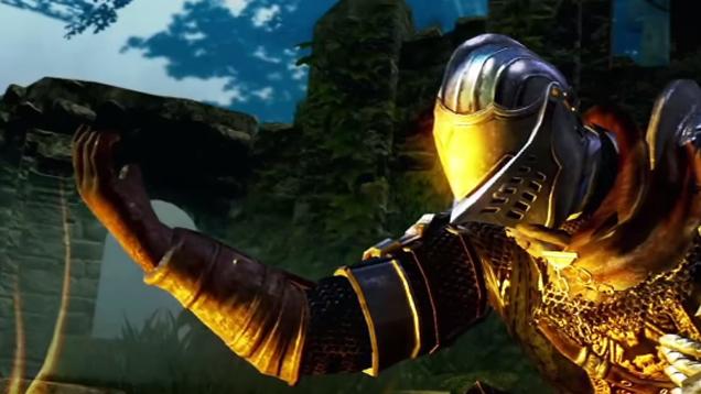 Dark Souls II Beaten in Under An Hour