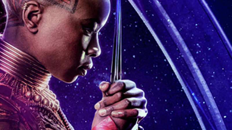 Marvel Updates Avengers: Endgame Poster To Put Danai Gurira Among The Top Stars