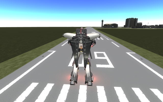They Built An Actual Gundam in Kerbal Space Program
