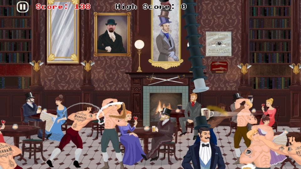 Penis Pill Spam Leads To Video Game Called Max Gentlemen