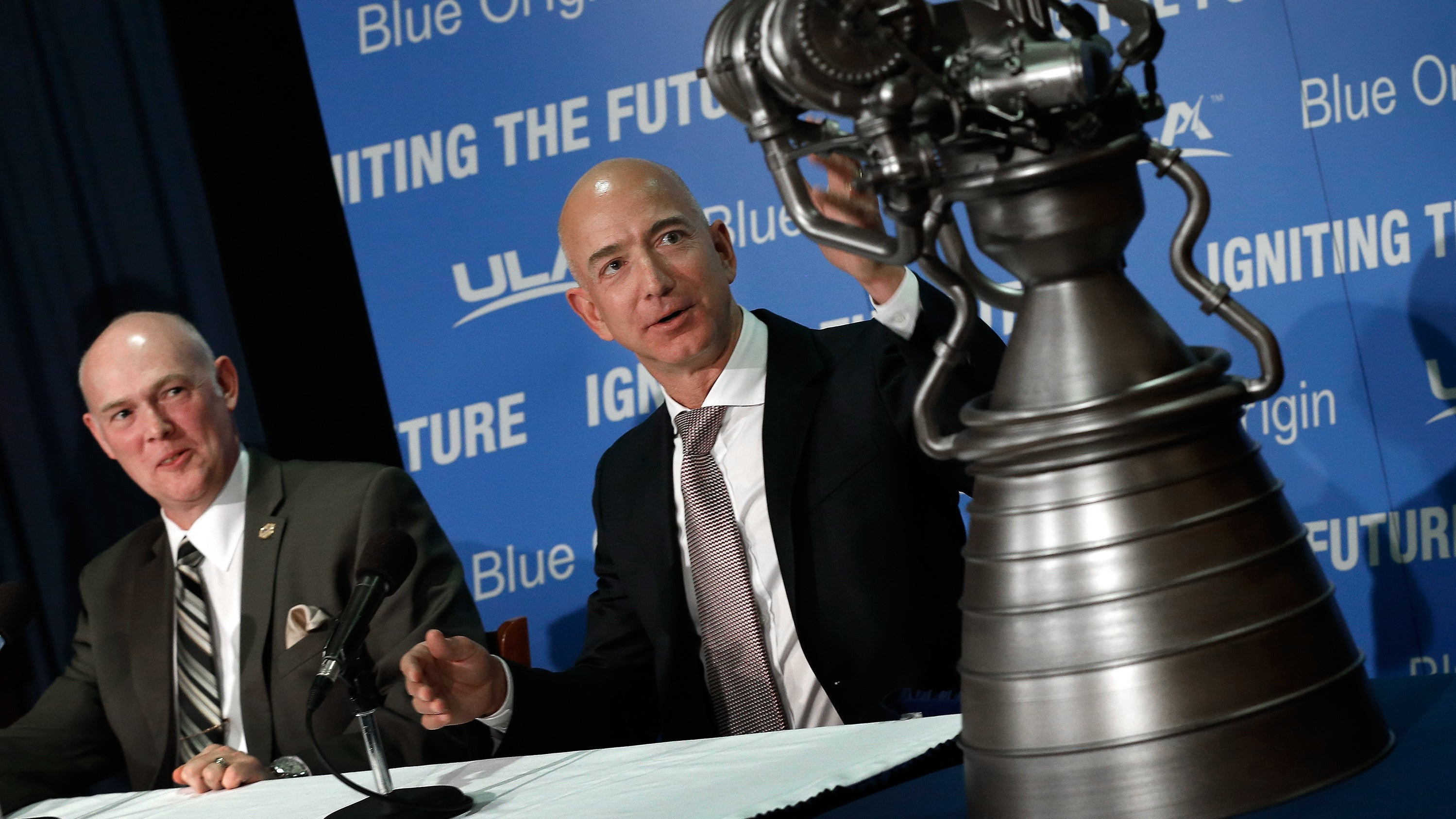 Jeff Bezos Expected To Charge At Least $270,000 For Space Rides In His Rich People Escape Pods