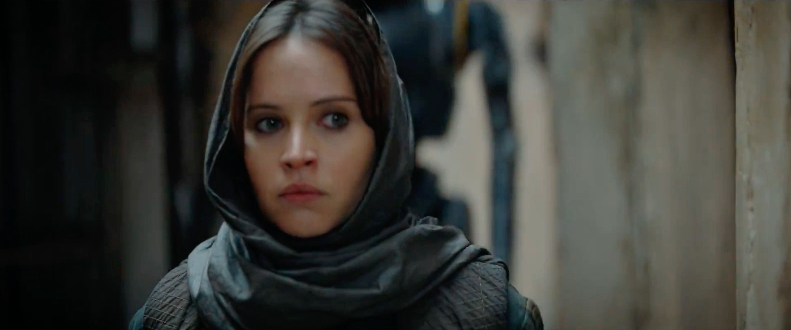 Every Cool Detail We Spotted in the Rogue One: A Star Wars Story Trailer