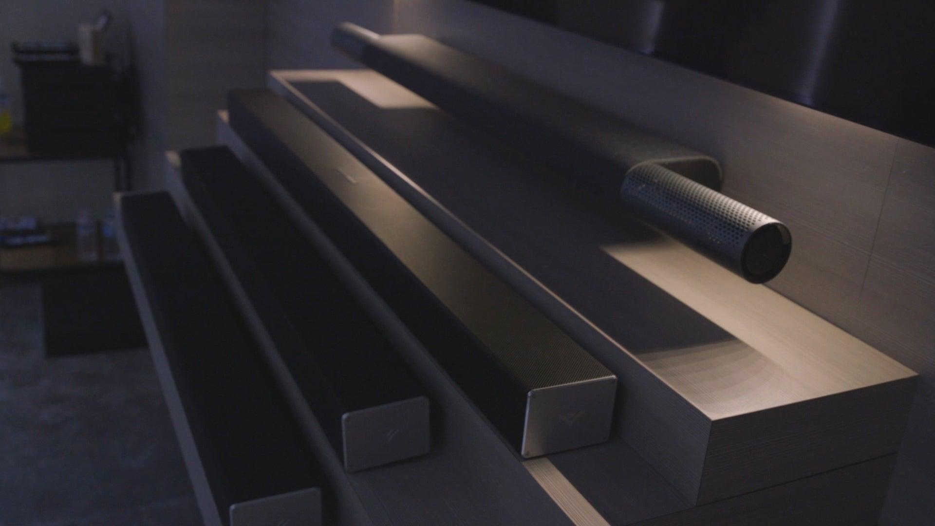 Vizio Has A Wacky Idea For Futuristic Dolby Atmos Soundbars