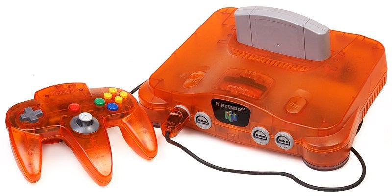 Vintage Game Retailers Say Nintendo 64 Was Their Hottest Christmas Seller