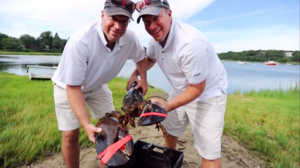 Majestic 10 Kilogram Lobster Dies After Being Released Into The Wild By Clueless Humans
