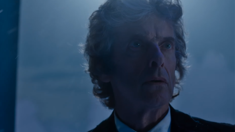 Doctor Who Christmas Special Gets New Trailer - Plus: Peter Capaldi Retrospective Announced