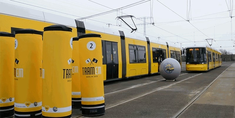 Someone Finally Found a Good Use For Streetcars