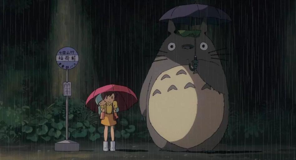 Understanding My Neighbour Totoro's Bizarre Timeline