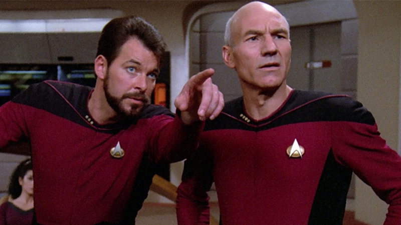 Star Trek's Jonathan Frakes Will Direct Patrick Stewart Once More For The Picard Show