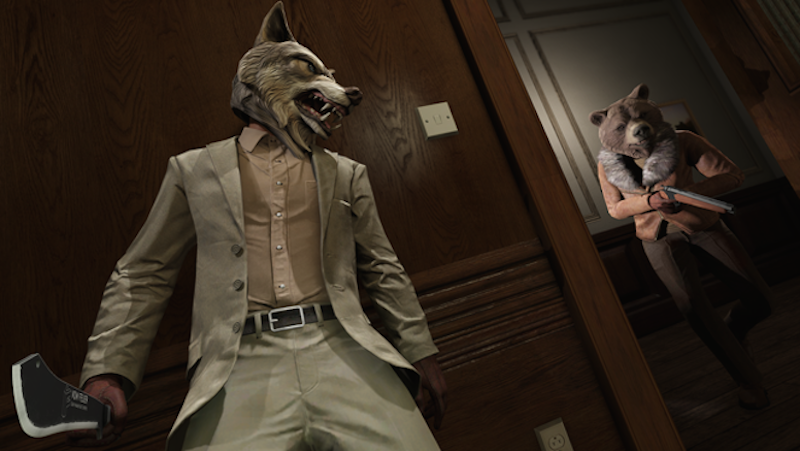 GTA Online's New Mode Reminds Me of Manhunt