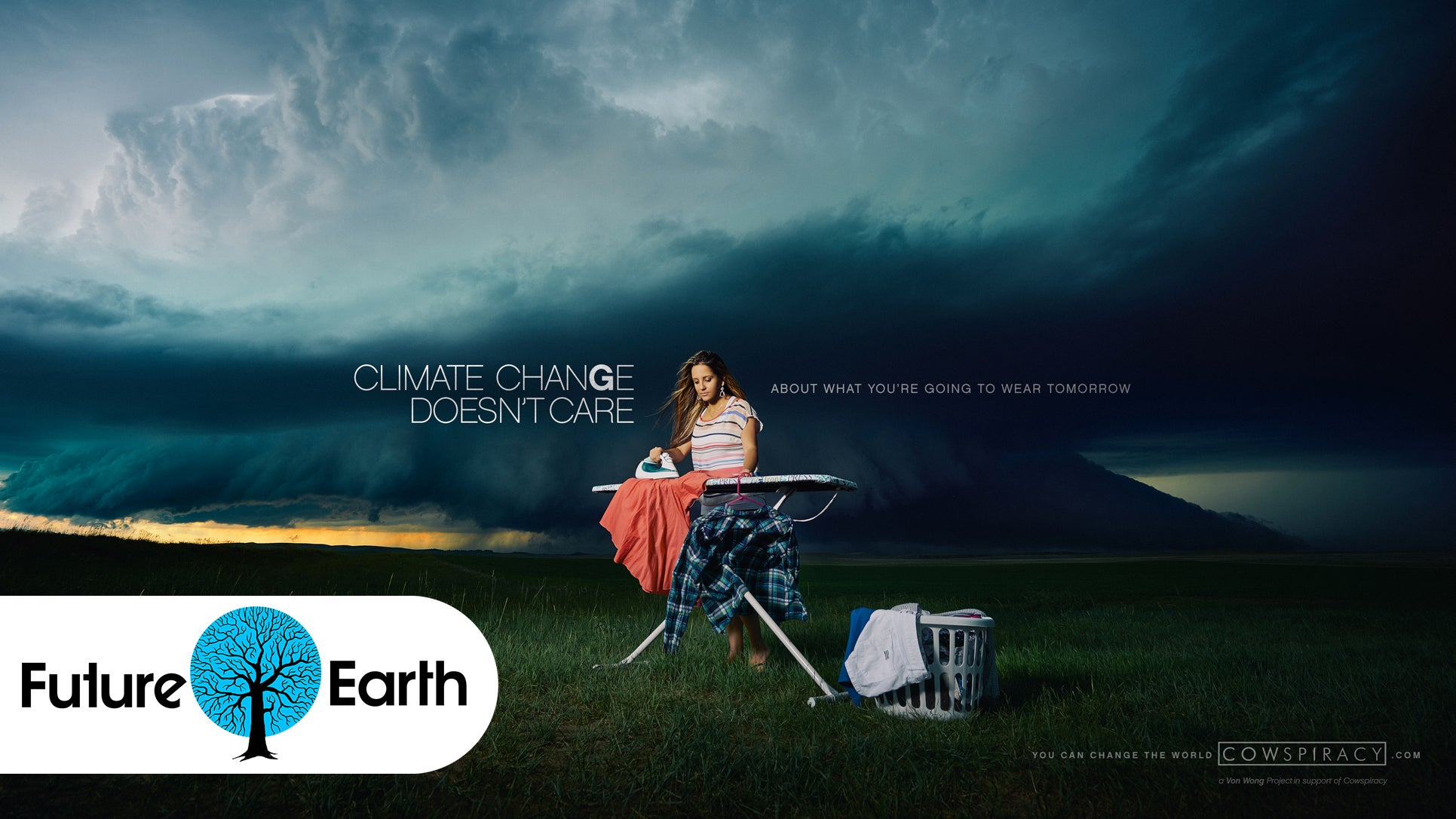 These Surreal Images Show the Gathering Storm of Climate Change