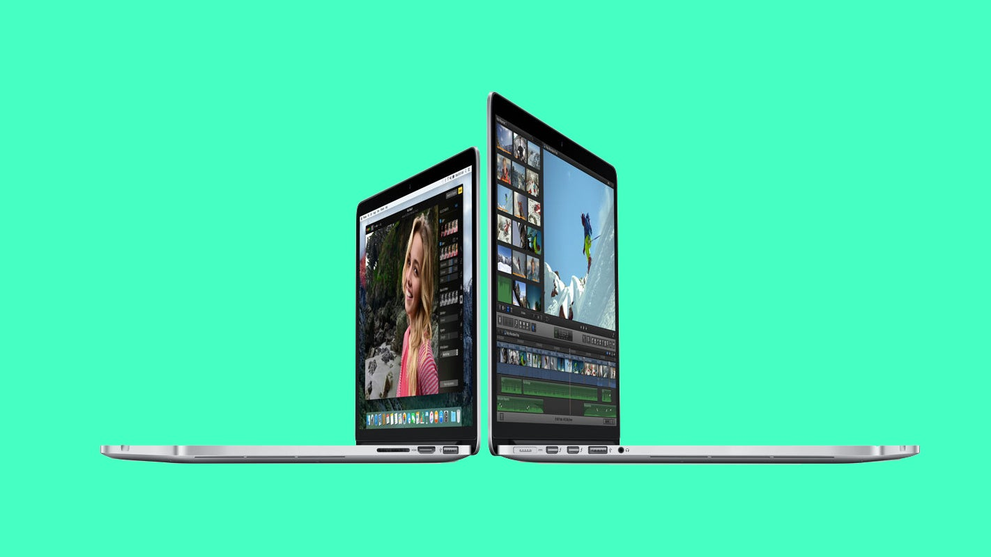 MacBook Pros Will Reportedly Get An OLED Touchscreen Above The Keyboard