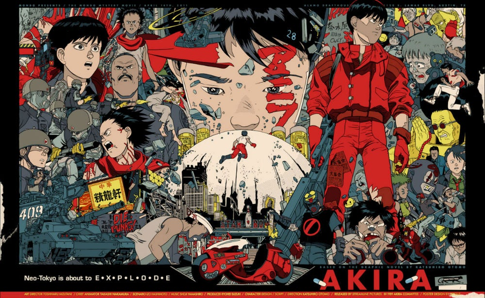 Could the Akira Movie Be Moving Closer to Reality?