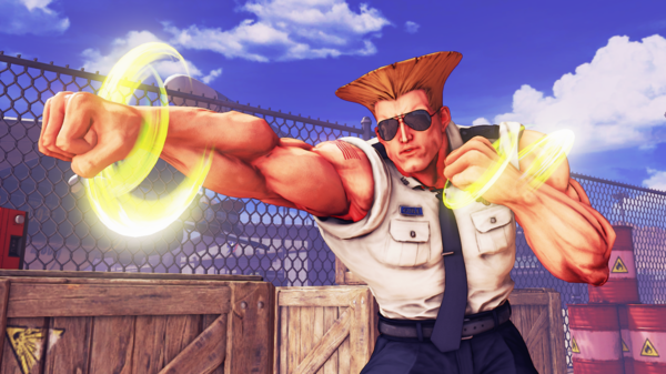 Capcom Says They will Start Locking Out Rage Quitters in Street Fighter V