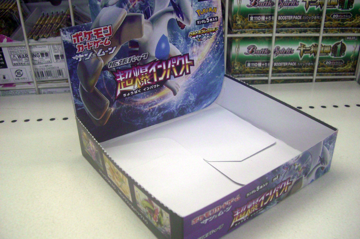 New Pokémon Card Set Selling Out In Japan, Drawing Long