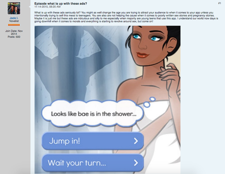 Choose your own adventure story sex
