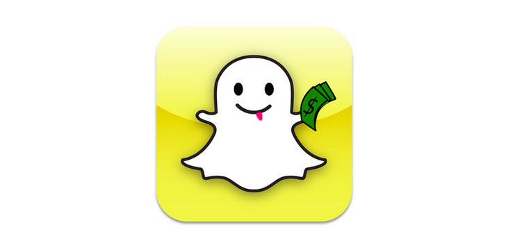 You Can Now Send Cash to Friends Via Snapchat