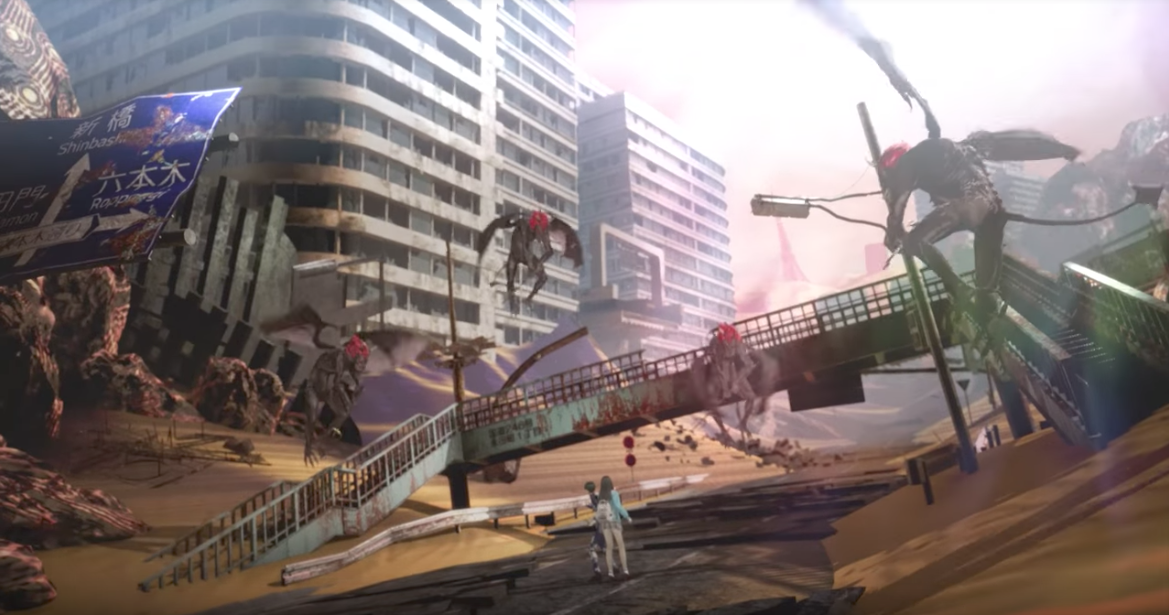 Shin Megami Tensei 5 Revealed With A Trailer