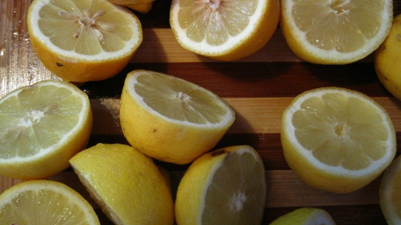 Roast Your Lemons First For Delicious, Flavorful Lemonade