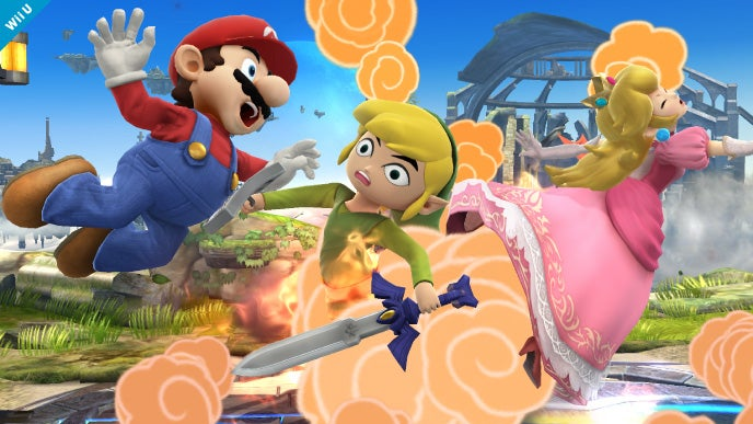 Learning To Love Items In The New Smash Bros.