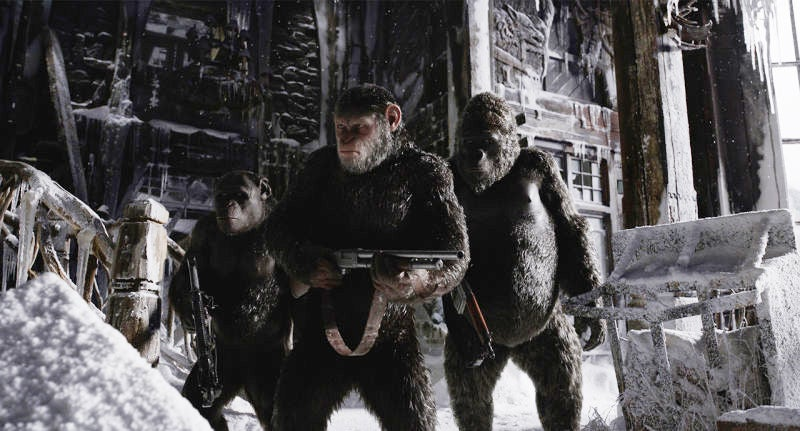 The Next Planet Of The Apes Movie Will Continue 'Caesar's Legacy'