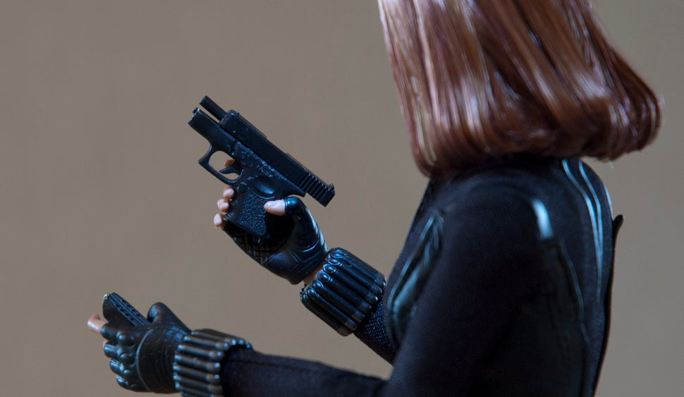 The Best Black Widow Figure You Can Get