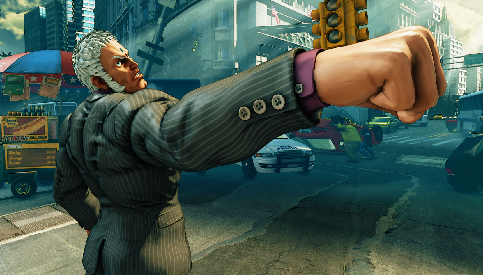 A Haywire Street Fighter 5 Character Could Run Amok At Evo Japan
