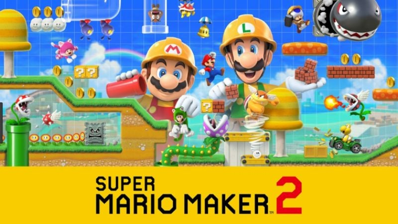 Super Mario Maker 2 Creation Tips From A Nintendo Icon And A Level Design Guru
