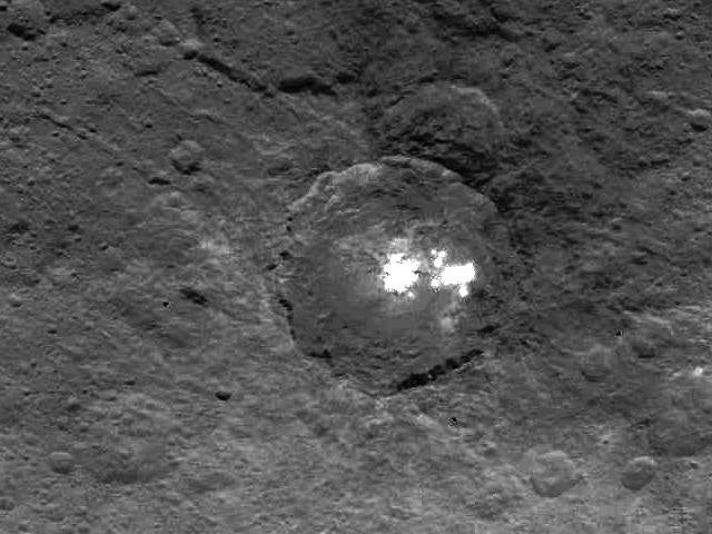 We Finally Have the Full Story on Ceres' Mysterious Bright Spots