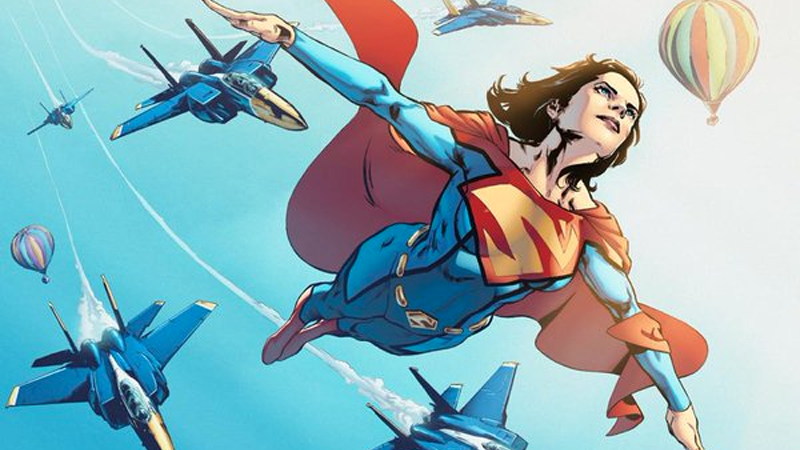 Now We Know the Familiar Face of DC's New Superwoman