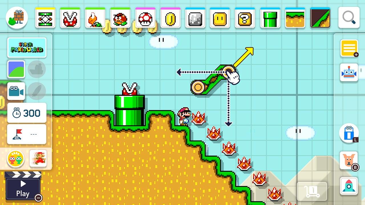 I Will Never Make A Mario