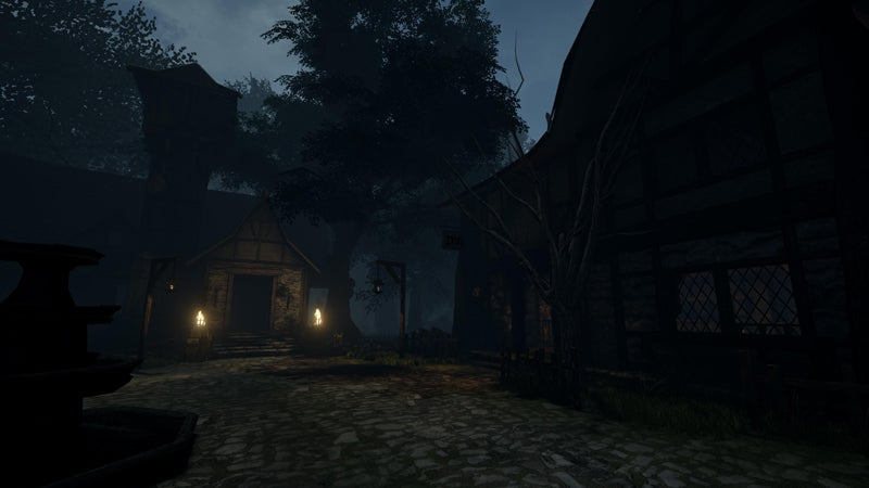 World of Warcraft's Duskwood is Chilling in Unreal Engine 4
