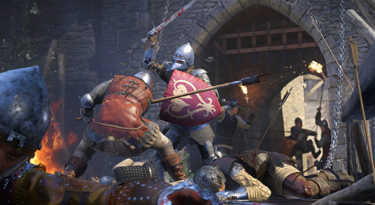 Kingdom Come: Deliverance's Xbox Patches Are A Mess