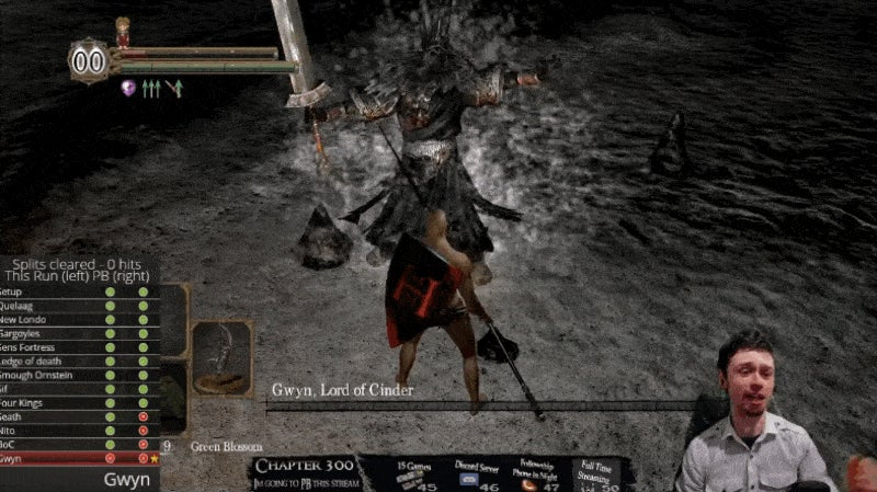 Dark Souls Player Beats Game Without Getting Hit