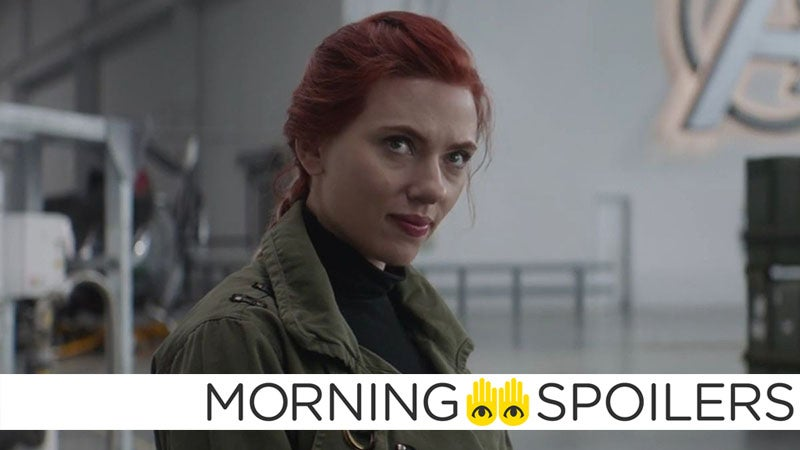 The Latest Black Widow Set Photos Hint At A Very Specific Timeline [Updated]